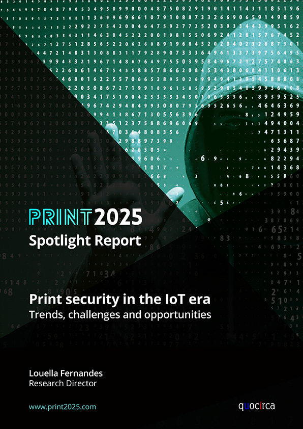 Quocirca Ties Printer Security to IoT Security | iotplaybook com
