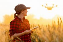 Smart Farming: Not Your Father's Farms
