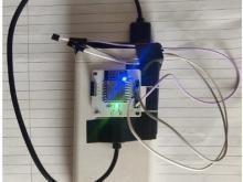 Fridge temperature Detector and informer