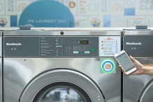 Washlava Connects Laundry Equipment to the IoT