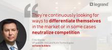 Legrand Talks Home Builders, Hot Amenities, Eliot IoT Program