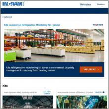 Ingram Micro Introduces Online IoT Marketplace