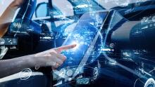 How touch sensing is gaining traction in automotive design